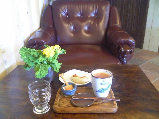 松波CAFEの謎…